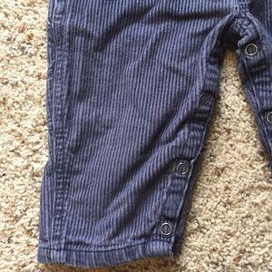 Arizona Jean Company Bottoms - 18 month corduroy overalls